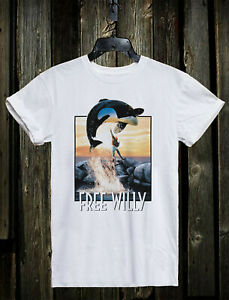 FREE-WILLY-MOVIE-TSHIRT-XS-5XL-UNISEX-FREE-SHIPPING-ORCA-CLASSIC-FILM-CULT-90