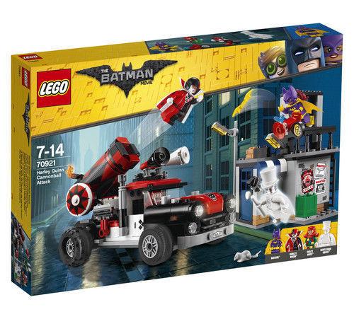 LEGO 70921 Harley Quinn ™ palla di cannone ATTACCO NUOVO CON SCATOLA