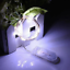 2M-Battery-Operated-20-LED-string-fairy-silver-light-wire-Halloween-xmas thumbnail 1