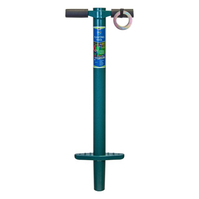 ProPlugger 5-IN-1 Lawn & Garden Planting Tool (Long Handled Bulb Planter)