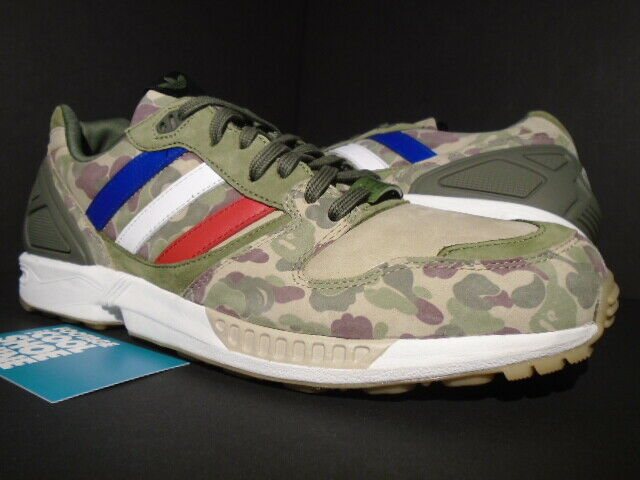 ADIDAS ZX 5000 UNDFTD X BAPE UNDEFEATED BATHING APE ULTRA BOOST Camouflage Q34751 10