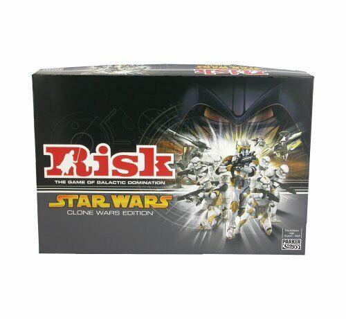 Riesgo de Star Wars Clone Wars Edición