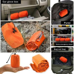 Outdoor-Emergency-Sleeping-Bag-Thermal-Waterproof-Survival-Hiking-Camping-Bag-CC