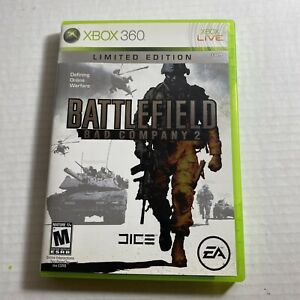 Battlefield: Bad Company 2 - Xbox 360 Game Complete Video Game Free Shipping