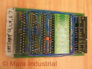 Panduit-100-096-053-Circuit-Board-100096053-With-Orange-Diode