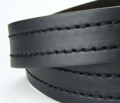 Herrengürtel Gürtel schwarz Jeansgürtel Businessgürtel Damengürtel #HRG42D