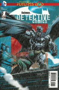 Futures-End-Detective-Comics-1-3D-Cover-Unread-New-Near-Mint-New-52-DC-2014