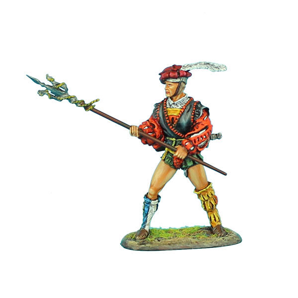 First Legion  REN024 Landsknecht Artillery Gunner with Igniter