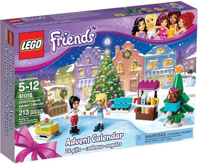 BNIB LEGO 41016 FRIENDS Advent Calendar 2013 - RARE