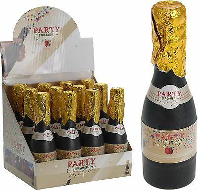 Gold Metallic Streamer Party Poppers |Gold Metallic Party ... |Party Poppers Streamers