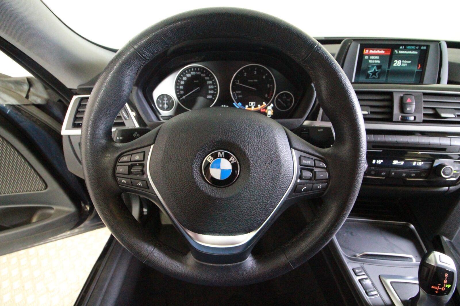 BMW 320d Gran Turismo Executive aut.