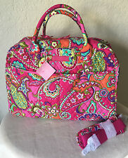 Pink Swirls Weekender Vera Bradley Breast Cancer Pattern   NWT $98