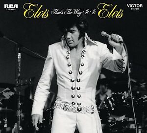 Elvis-PRESLEY-that-039-s-the-way-it-is-Legacy-Edition-2-CD-NUOVO