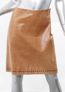 Love this Brown straight skirt