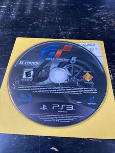 Gran Turismo 5 -- XL Edition PS3 PlayStation 4 Disc Only