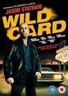Wild Card Extended Special Slipcase Edition DVD 2015 Boxed UK PAL R2