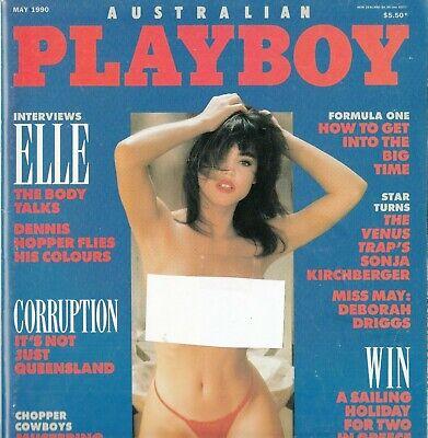 Playboy sonja kirchberger Playboy August