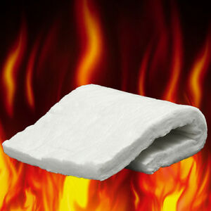 4 Size Ceramic Fiber Blanket High Temperature Thermal Temp