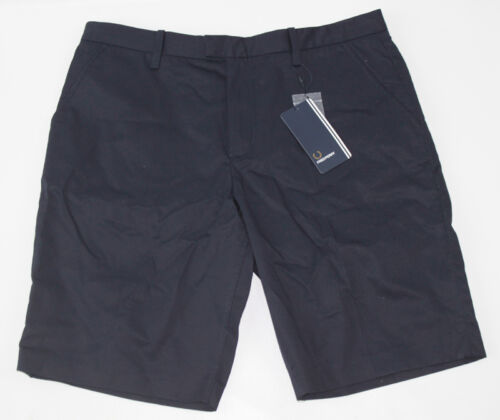 AUTH $125 Fred Perry City Navy Short 32