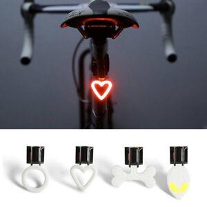 Bicycle-Tail-Lights-Smart-Warning-Safety-MTB-Road-Bike-Rear-Light-Lamp-USB-LED-E