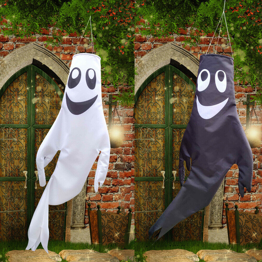 Windsock Wind Flag Outdoor Garden Party Supplies Holloween Decoration Event Lawn