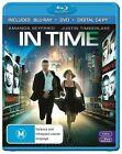 In Time (Blu-ray, 2012, 2-Disc Set)