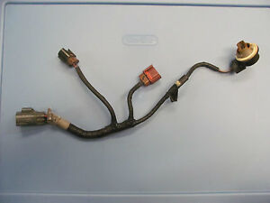 lincoln ls right passenger headlight wiring harness yw4t13076aa image is loading lincoln ls right passenger headlight wiring harness yw4t13076aa