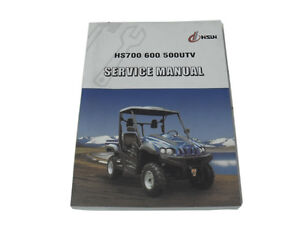 hs700 600 500 cc utv service manual hisun 396 pages wiring rh ebay com wiring diagram university wiring diagram universal turn signal