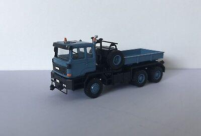 Fertig Resin HO 1//87 Faun FZ 40.45//45 6x6 UdSSR Blau Fankit Models 1984