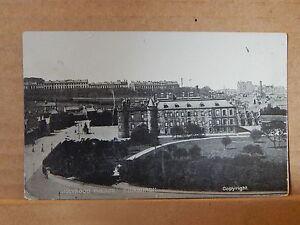 Postcard-Holyrood-Palace-Edinburgh-posted-1906-xc2