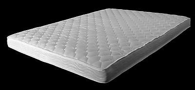 Modern Living Bedroom Pocket Coil Mattress Firm Innerspring 6-Inch NEW FS