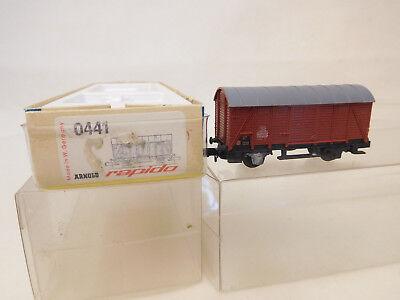 Model Railroads & Trains Trustful Mes-59863 Arnold 0441 Spur N Güterwagen Db Sehr Guter Zustand Toys & Hobbies