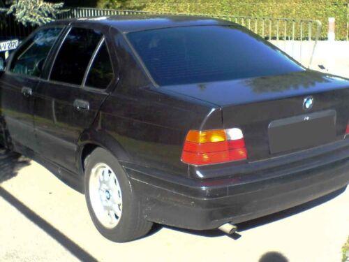 E36 Tönungsfolie passgenau  BMW 3er 4-türig ´90-´98