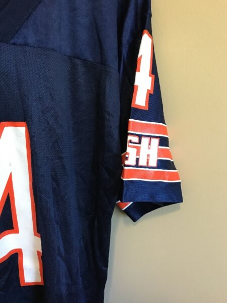 online store ca4f6 ff68b RARE STEVE WALSH CHICAGO BEARS JERSEY SIZE 44 RUSSELL ...