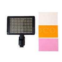 Led Video Light Camera Camcorder Lighting 5400k, 150 Bright Led Lights+3 Filters
