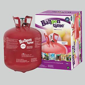 helium ballongas f r 30 oder 50 luftballons folienballons einweg heliumflasche ebay. Black Bedroom Furniture Sets. Home Design Ideas