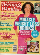 Woman's World Magazine Back Issue March 1, 2005 FREE SHIPPING