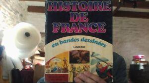 Histoire-de-France-en-bandes-dessinees-de-vercingetori-Livre-d-039-occasion