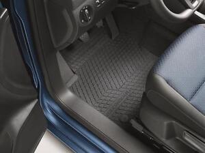 Original-VW-Gummifussmatten-Caddy-2K1061502A-82V-Gummimatte-Allwettermatten-vorn