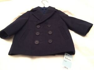 0dcce18ccca9 Mothercare Baby Boys Warm Winter Coat Navy 3-6 Months BNWT Cool Nice ...
