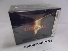 BIOHAZARD 5 E-CAPCOM LIMITED EDITION - XBOX 360 - NUOVO NEW - CPCS-01045