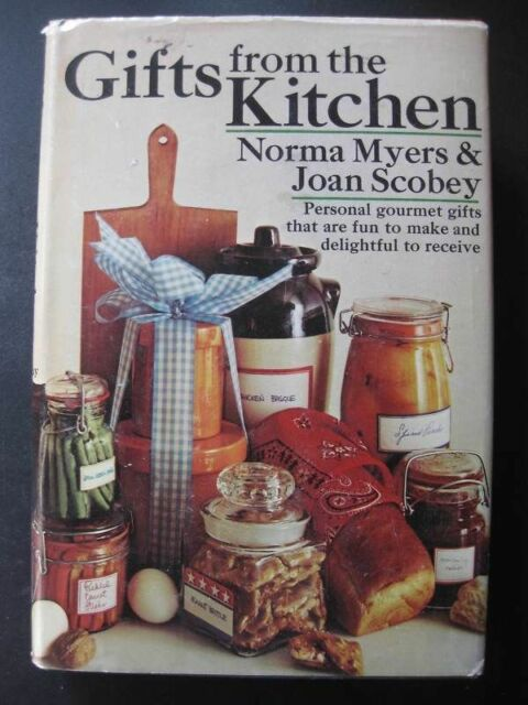 Gifts from the Kitchen-ExLibrary