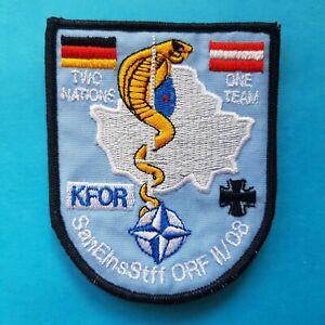 Germany Austria Medics Medical Saneinsstff Nato Kfor Military Army