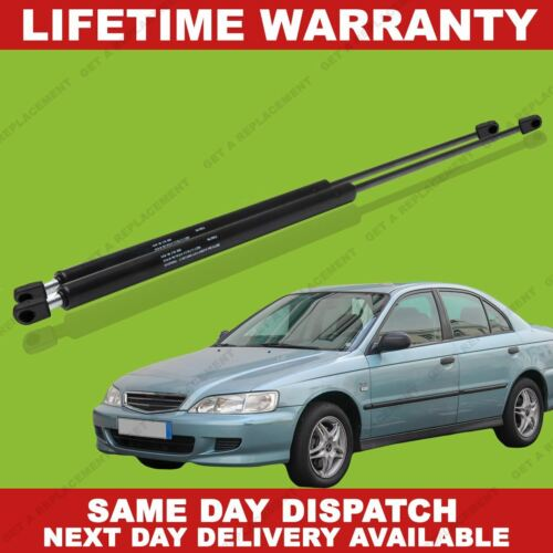 Coupe 2x gas struts boot lifters for Honda Accord 1998-2003 Saloon