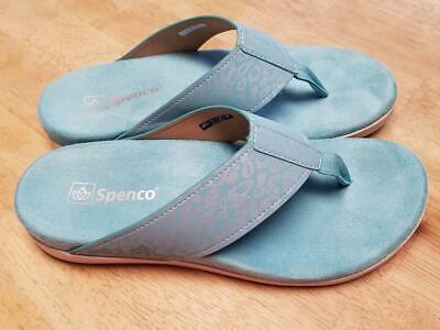 Spenco Womens Hampton Sandal Flip-Flop