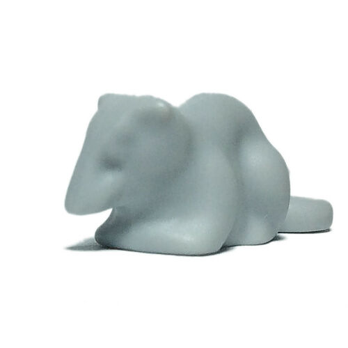 Animal Land Rat Light Bluish Gray x 5-9474 70413 71016 classic NEW LEGO