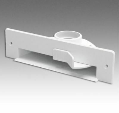 KITCHEN KICKER POINT FOR DUCTED VACUUM SYSTEM GRAY//SILVER VACPAN