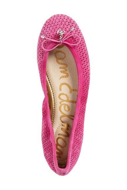 NIB Sam Edelman Felicia Ballet Flat shoes Pink   8     9