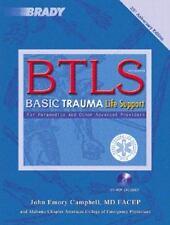NEW - Basic Trauma Life Support (BTLS) for Advanced Providers - 5th Edition