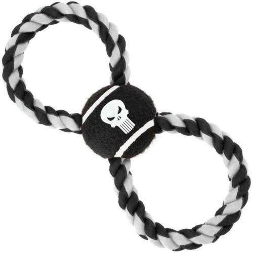 Dog Rope Toy Marvel Comics Punisher